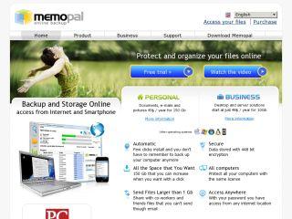 memopal-homepage