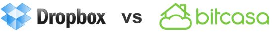 Dropbox vs Bitcasa